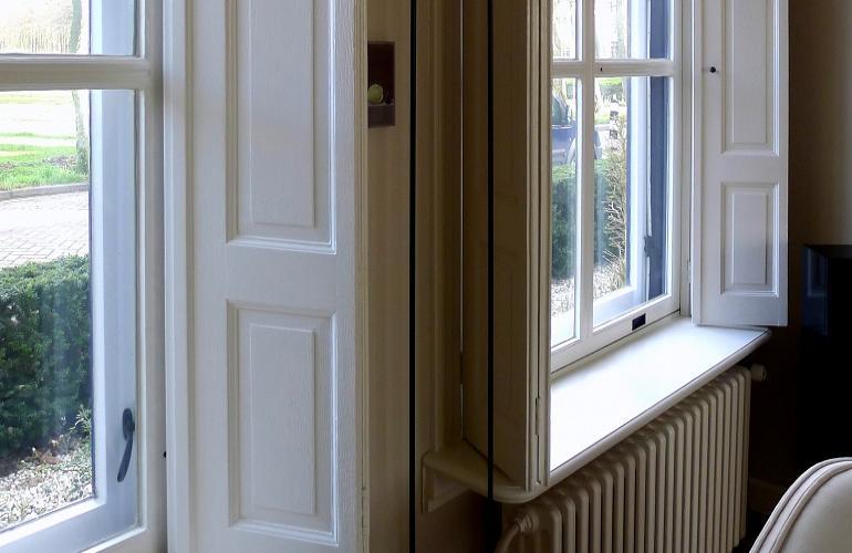 New Binnenluiken maken | Interieurrestauratie | Hout | Varró Restauratie @ES27